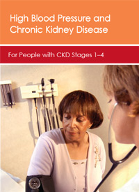 High Blood Pressure and Chronic Kidney Disease